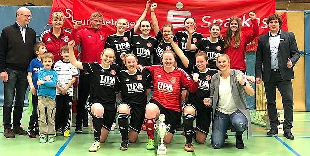Frauen Hkm 2020 Mal Einmal Nicht Germania Hauenhorst Borussia Emsdetten Macht S Heimspiel Sportportal Fur Amateurfussball Im Munsterland